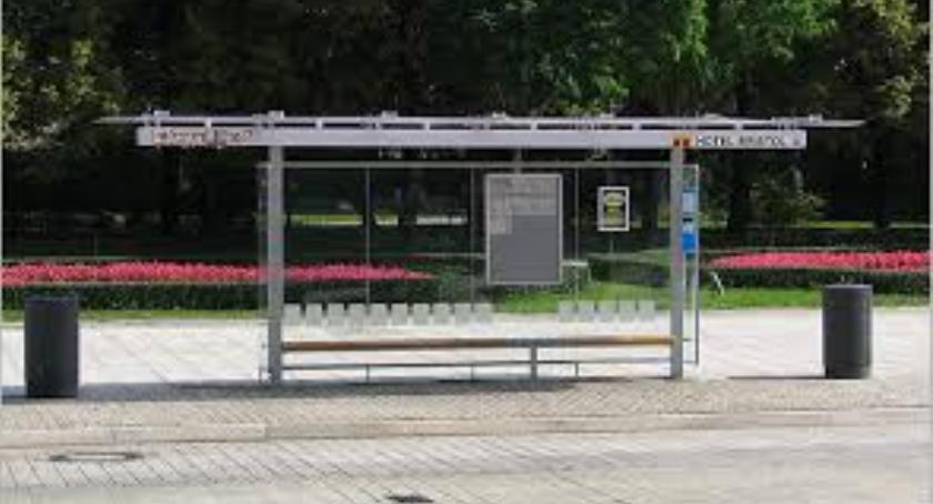 Komunikacja, Chrzanów przystanki - zdjęcie, fotografia