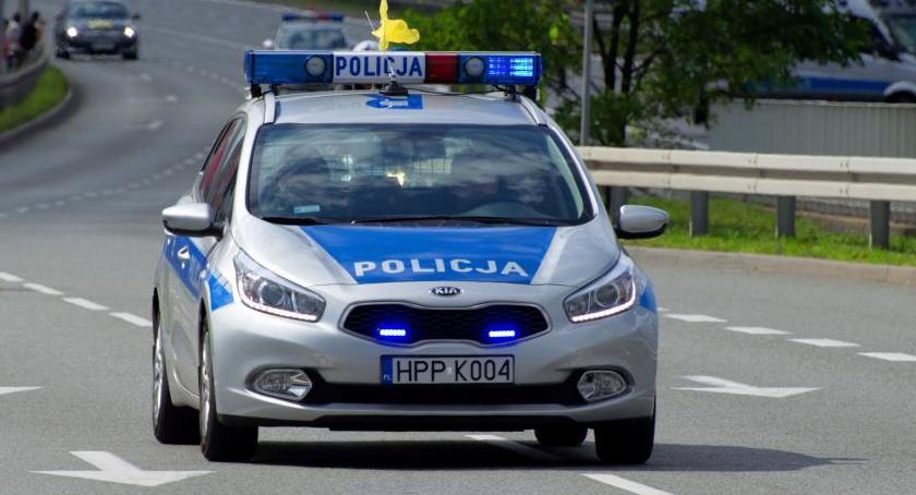 Wiadomości, Potrącenie pieszego Jagiellońskiej - zdjęcie, fotografia