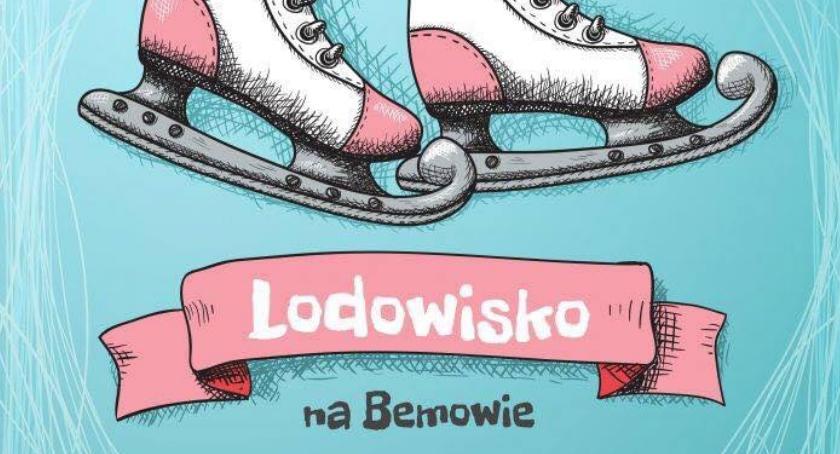 Inne dyscypliny, Lodowisko Bemowie - zdjęcie, fotografia