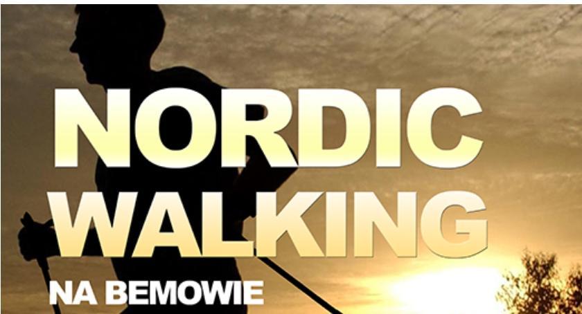 sport, Nordic walking Bemowie - zdjęcie, fotografia