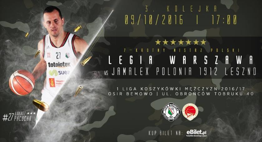 sport, kolejka Legia Polonia Leszno - zdjęcie, fotografia