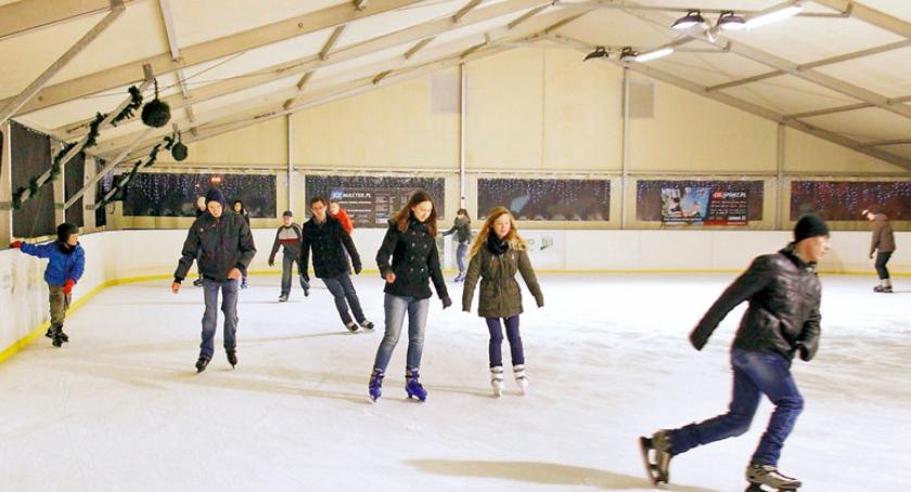 sport, Lodowisko Bemowie - zdjęcie, fotografia