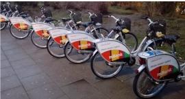Nowe stacje rowerowe na Bemowie.