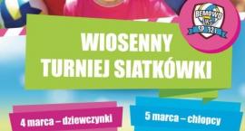 Wiosenny Turniej Siatkówki dla dzieci.