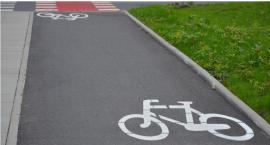 Ścieżka rowerowa wzdłuż ulicy Kaliskiego