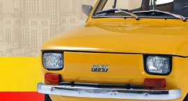 Cudowny Fiat 126p