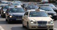 Jutro taksówkarze zablokują Warszawę