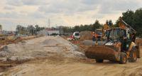 Budowa Nowolazurowej opóźniona przez słup