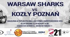 Inauguracja sezonu Polskiej Ligi Futbolu Amerykańskiego