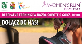 Women's Run w Dzielnicy Bemowo również we wrześniu!