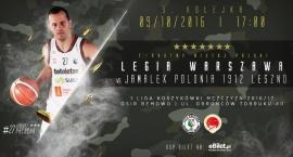 3 kolejka 1 ligi Legia - Polonia Leszno
