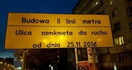 Jazda po Górczewskiej TYLKO z identyfikatorami!