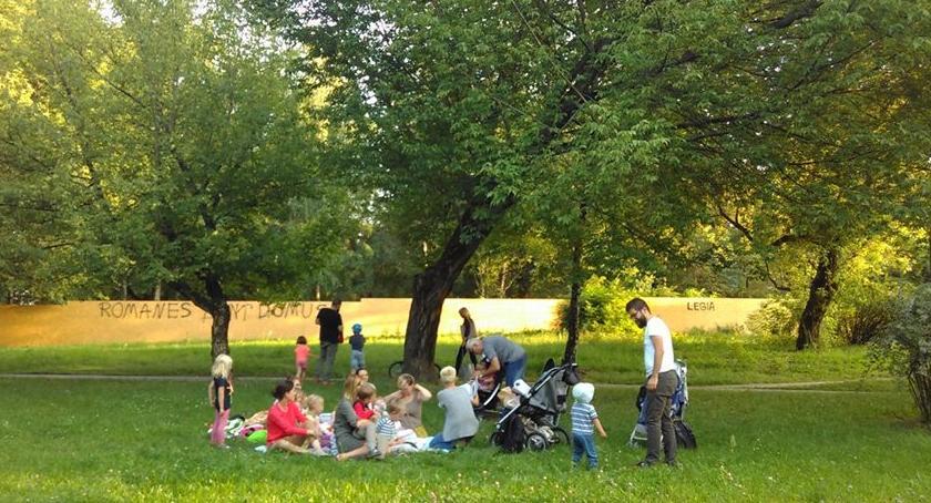 Wydarzenia, Ogród Modraszka zaprasza spotkanie Jutro sąsiedzkie pogaduchy planowanie ogrodu - zdjęcie, fotografia