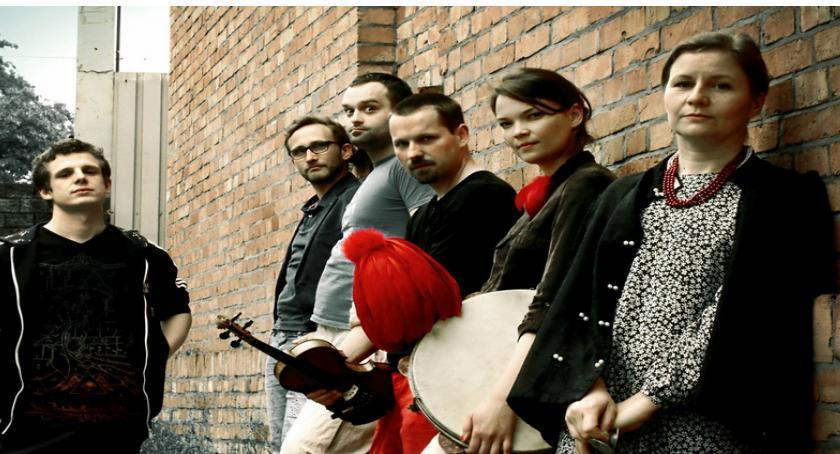 Muzyka, Koncert zespołu Krzikopa września! - zdjęcie, fotografia
