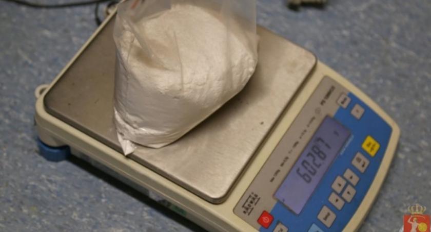 """Bezpieczeństwo, """"Koledzy"""" wpadli narkotykami Bielanach - zdjęcie, fotografia"""