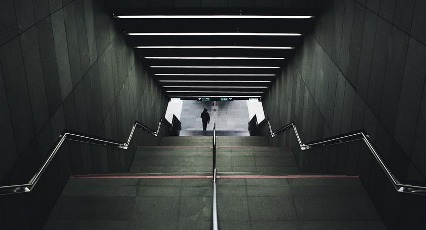 Wydarzenia, Niebezpieczne zajście metrze Marymont - zdjęcie, fotografia