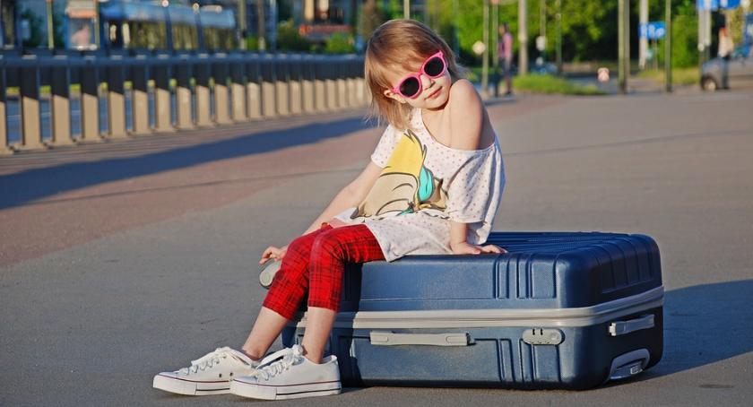 Dzieci, Akcja Mieście bezpieczne wakacje - zdjęcie, fotografia