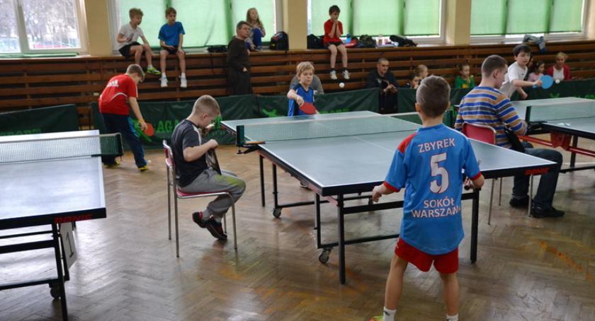 Inne dyscypliny, Grand Bielan tenisie stołowym - zdjęcie, fotografia