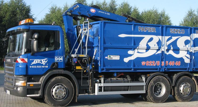 Gospodarka odpadami, zajmie odbiorem odpadów komunalnych Bielanach - zdjęcie, fotografia