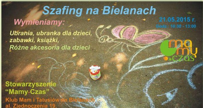Dzieci, Szafing Bielanch - zdjęcie, fotografia