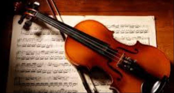 Muzyka, Klasyka muzyczna Bielanach - zdjęcie, fotografia