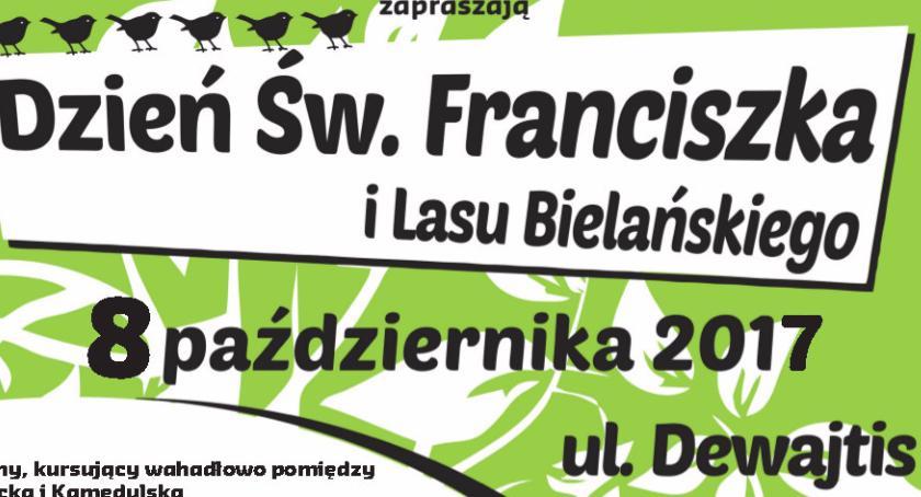 Tereny zielone, Dzień Franciszka Bielańskiego - zdjęcie, fotografia