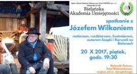 Spotkanie z Józefem Wilkoniem