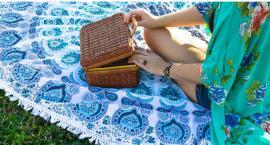 Piknik Sąsiedzki - rozmowy z mieszkańcami.