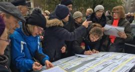 Os. Ruda: nie chcemy ciężarówek pod oknami!