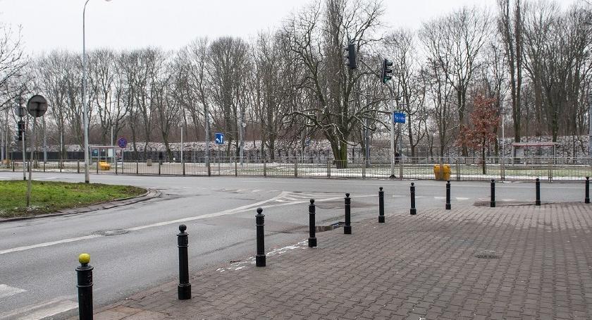 Inwestycje, parking mieszkańców Pragi - zdjęcie, fotografia