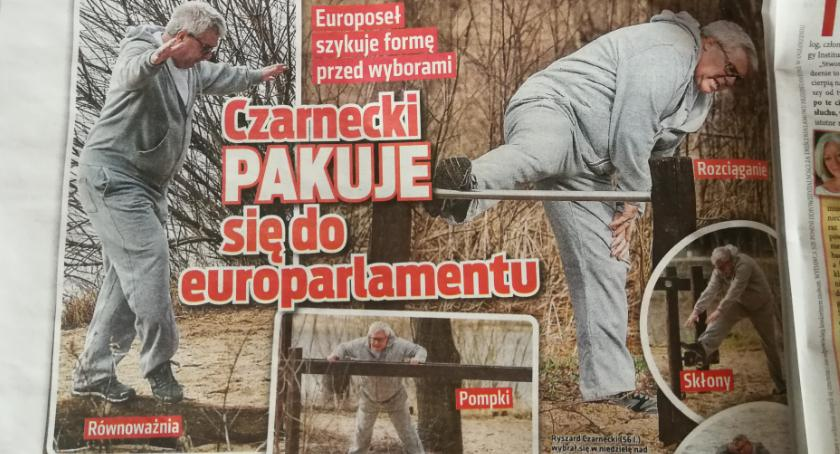 Bieganie, Ryszard Czarnecki szykuje formę Pradze - zdjęcie, fotografia