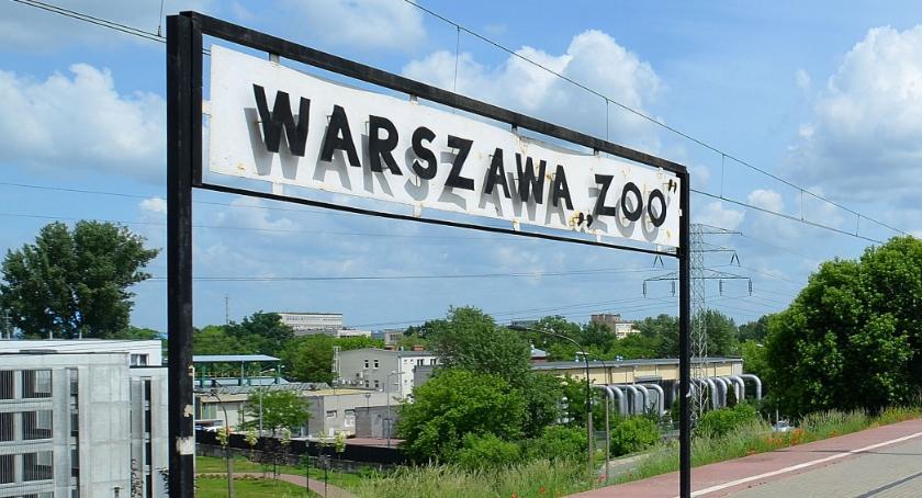 Inwestycje, stacji Warszawa pojawiły wiaty - zdjęcie, fotografia