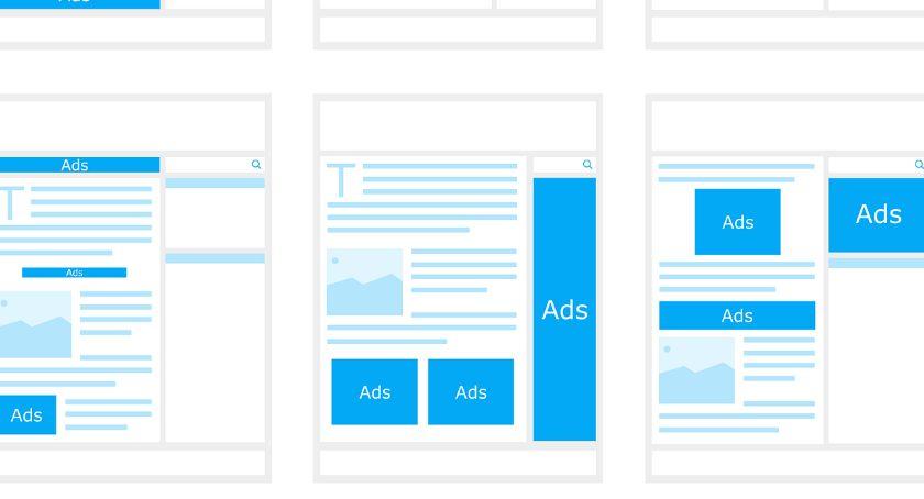 Handel i usługi, Rodzaje reklamy wyszukiwarce Google - zdjęcie, fotografia