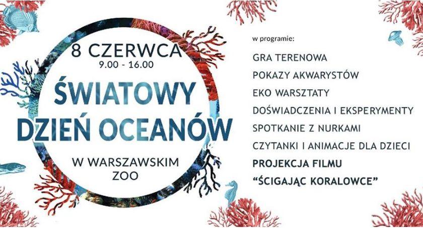 Imprezy, Światowy Dzień Oceanów Warszawskim - zdjęcie, fotografia