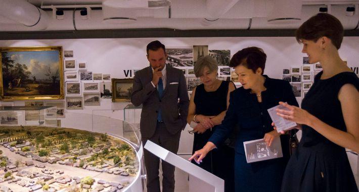Wystawy, Wystawa stała Muzeum Warszawskiej Pragi - zdjęcie, fotografia