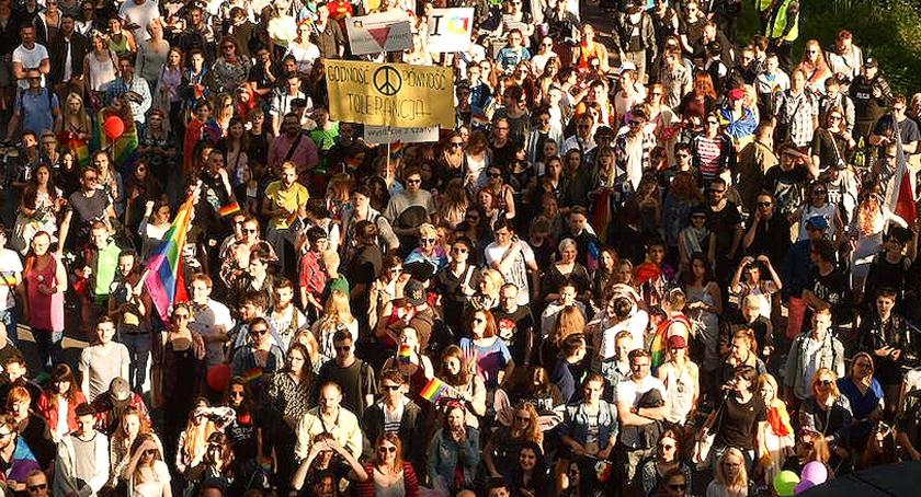 News, Parada Równości Praga Północ - zdjęcie, fotografia