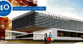Rewitalizacja ośrodka sportu przy Namysłowskiej