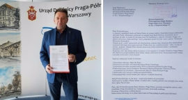 Radny Wachowicz rzuca rękawicę Przewodniczącemu Kędzierskiemu. Chce debaty o Pradze