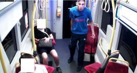 Policja poszukuje podejrzanych o rozbój w tramwaju