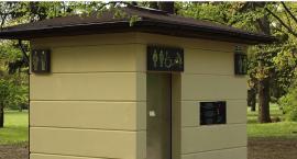Toaleta w Parku Praskim