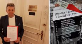 Jacek Wachowicz walczy dalej o wyjaśnienie niejasności przy wyborach samorządowych w 2014 r