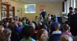 Wizyta przedszkolaków w Komisariacie Rzecznym