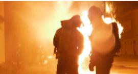 Wybuch i pożar w kamienicy. Jedna ofiara śmiertelna i kilku rannych
