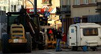 Nieustający remont ulicy 11 Listopada
