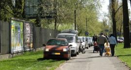 Dodatkowe wejście do ZOO to kolejne problemy z parkowaniem