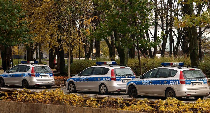 Aktualnosci , Krakowskie Przedmieście listopad ranem - zdjęcie, fotografia