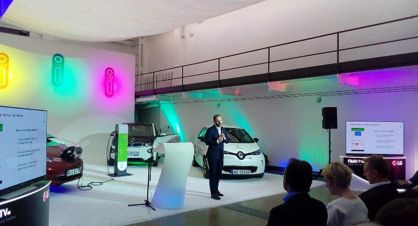 Pierwszy e-Car Sharing w Warszawie!