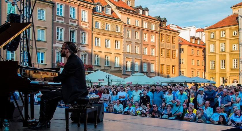 Muzyka, edycja Festiwalu Jazzowego - zdjęcie, fotografia