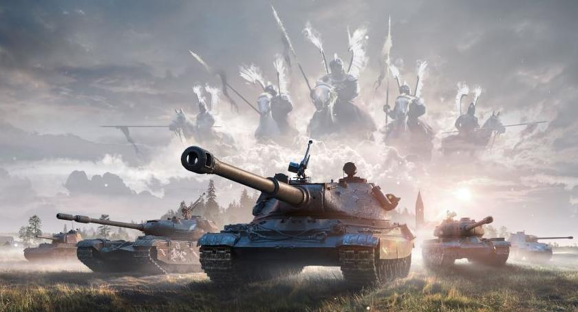 Rozrywka, Świętowanie premiery linii polskich czołgów World Tanks Muzeum Wojska Polskiego - zdjęcie, fotografia