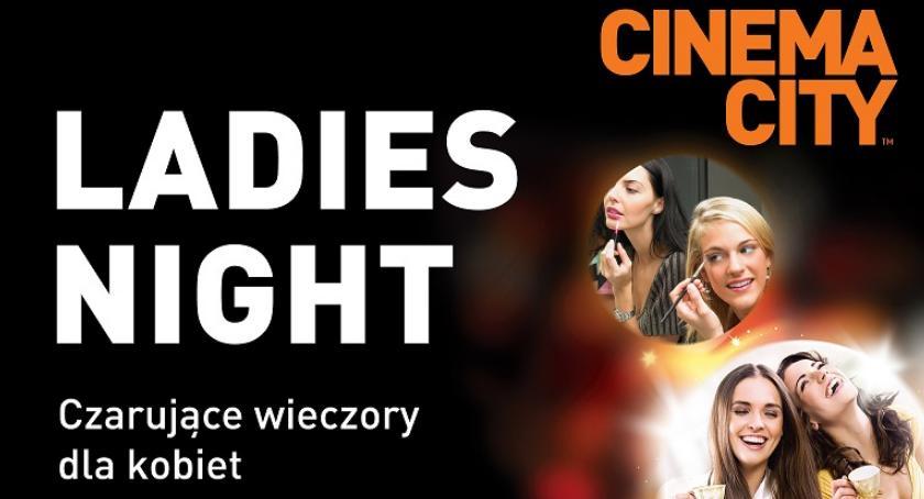 Wydarzenia, LADIES NIGHT Cinema Serce sługa KONKURS - zdjęcie, fotografia